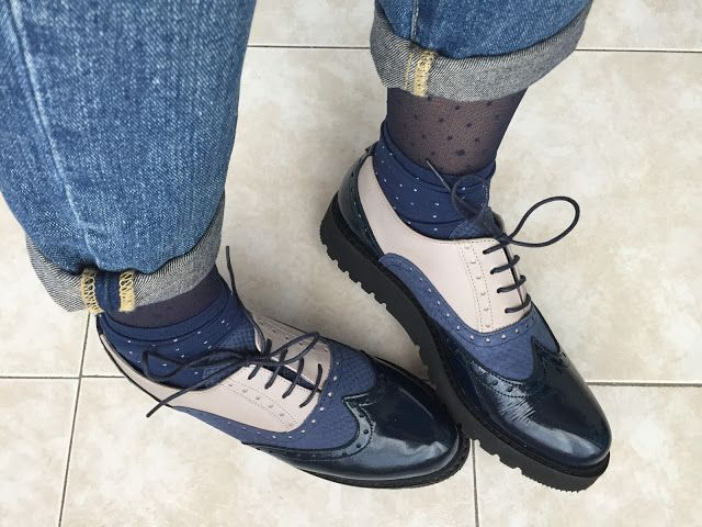 outfit derby shoes