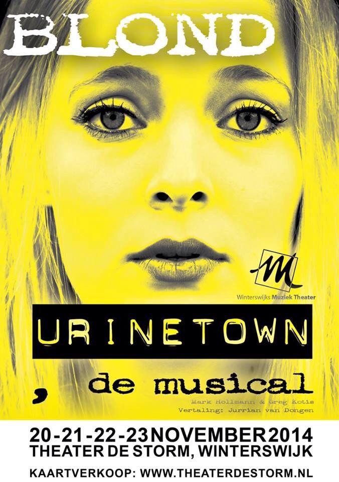 Urinetown! Winterswijks Muziektheater in November