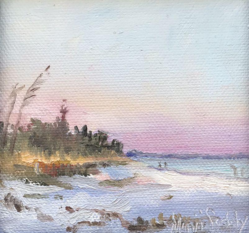 A Plein Air Watercolor I Painted On Sanibel Island Painting Art