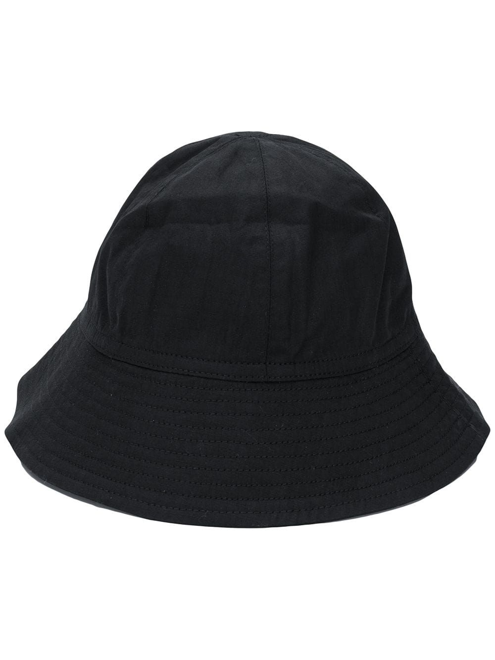 7b034638119f7 RICK OWENS DRKSHDW RICK OWENS DRKSHDW BUCKET HAT - BLACK.  rickowensdrkshdw