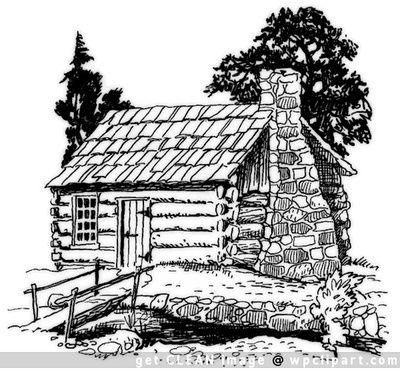 alaska, log cabin, log cabin view | Traveling Board | Pinterest