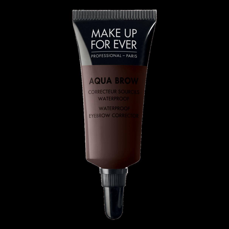 Aqua Brow Dark Brown Waterproof Eyebrow Corrector 01730