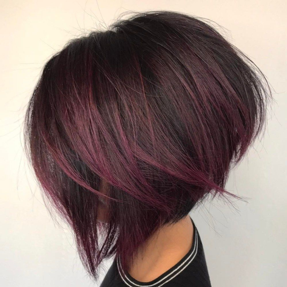 Short Bob Inverted Hairtyles short hairstyles | Bob frisur  |Bobbed Hair For Thick