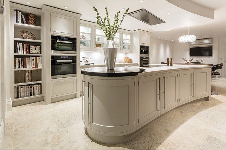 Perfect Kitchen for Entertaining | Contemporary kitchen designs ...