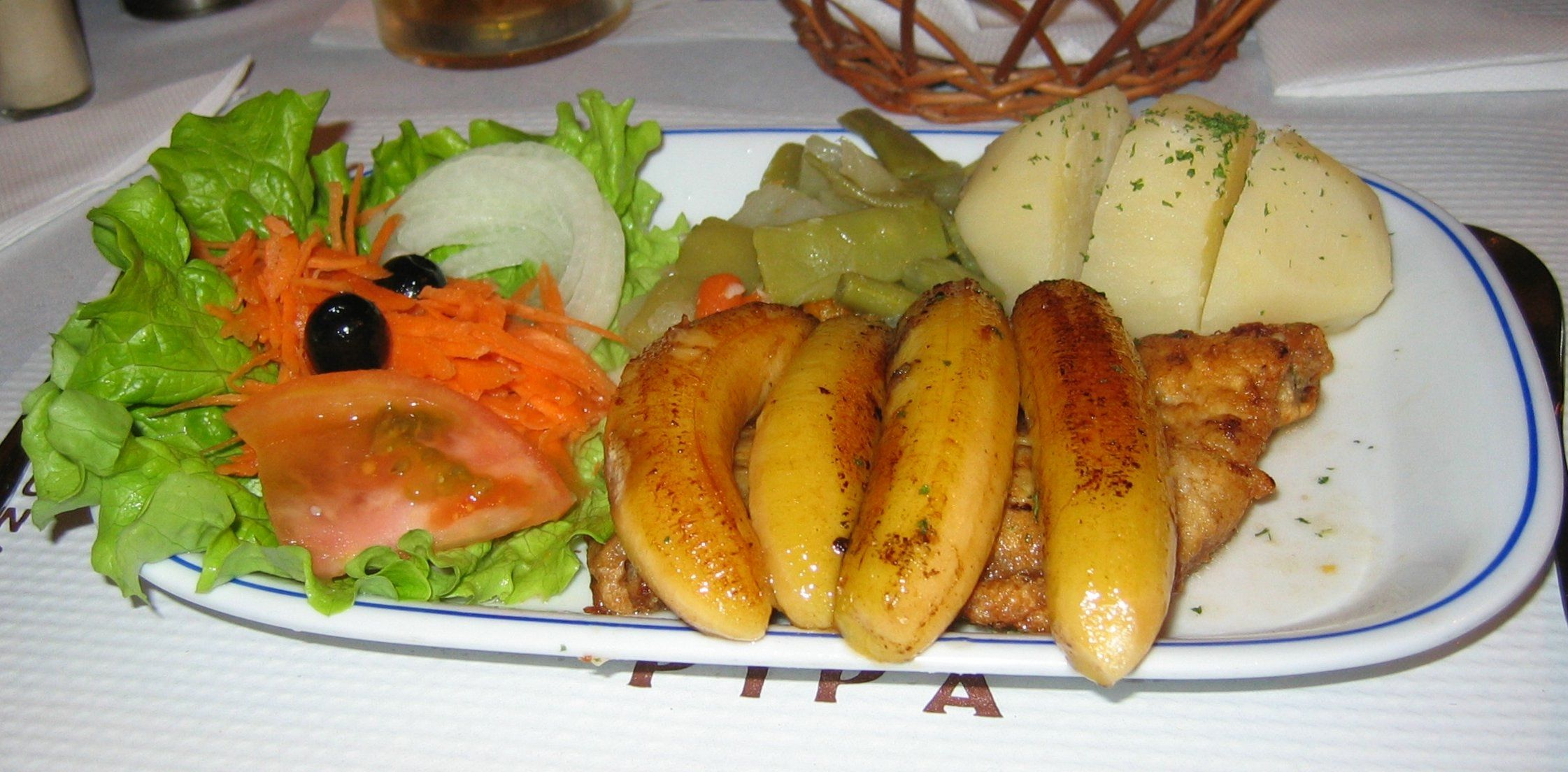Espada Com Banana Black Scabbard Fish With Banana Madeira Secretmadeira Madeira Food Food And Drink Food
