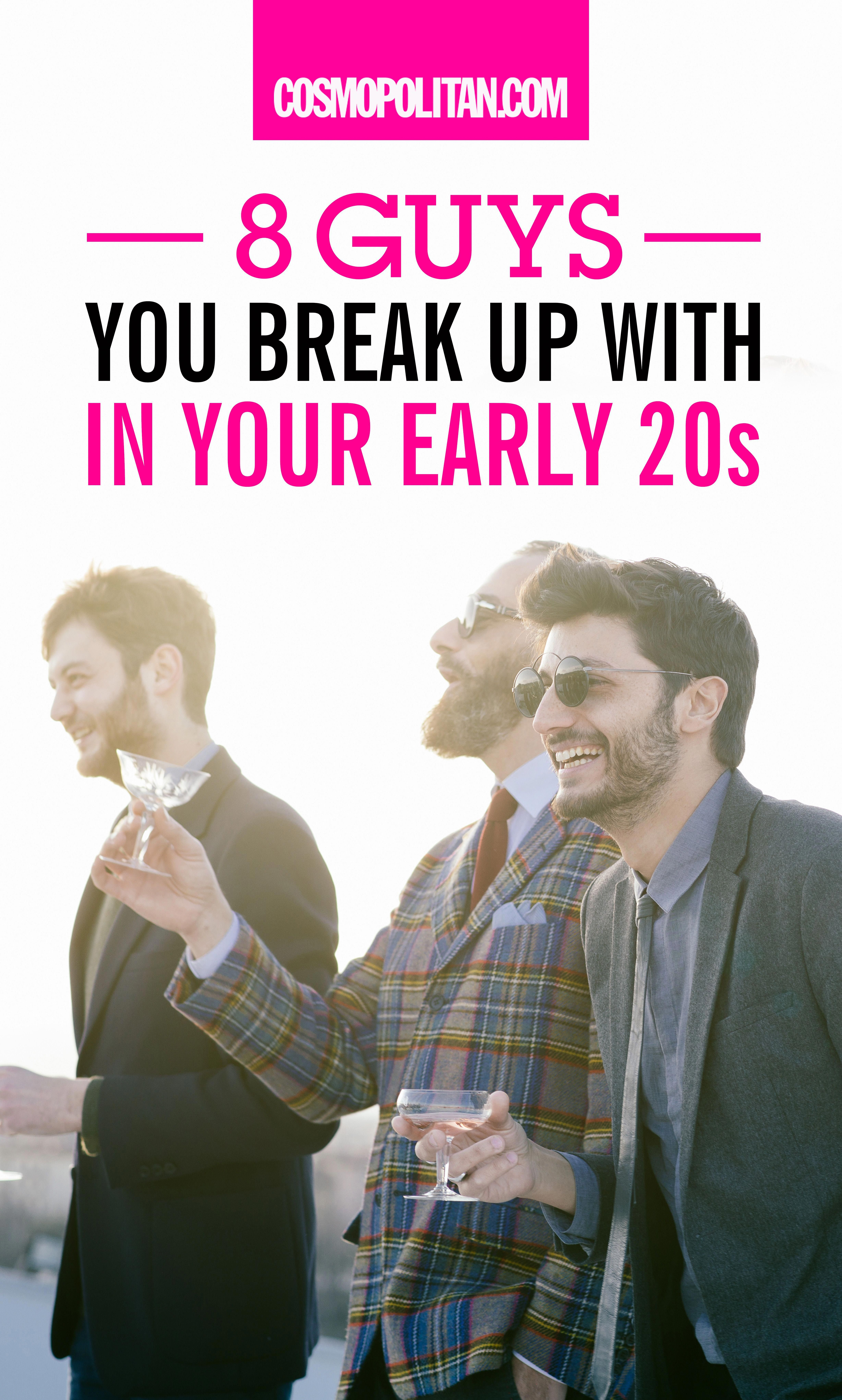 dating early 20s