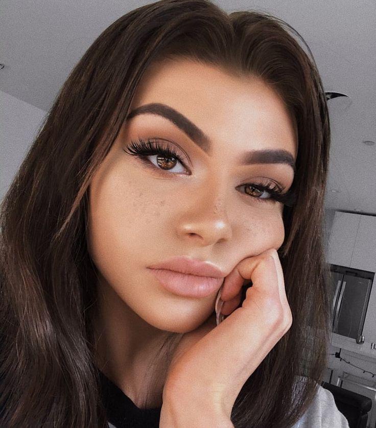 Beste Inspiration Mate Make-up: Mädchen und Make-up Bild – Fashion Inspire | Fashion Inspiration Magazine, Beauty-Ideen, Luxus, Trends und mehr