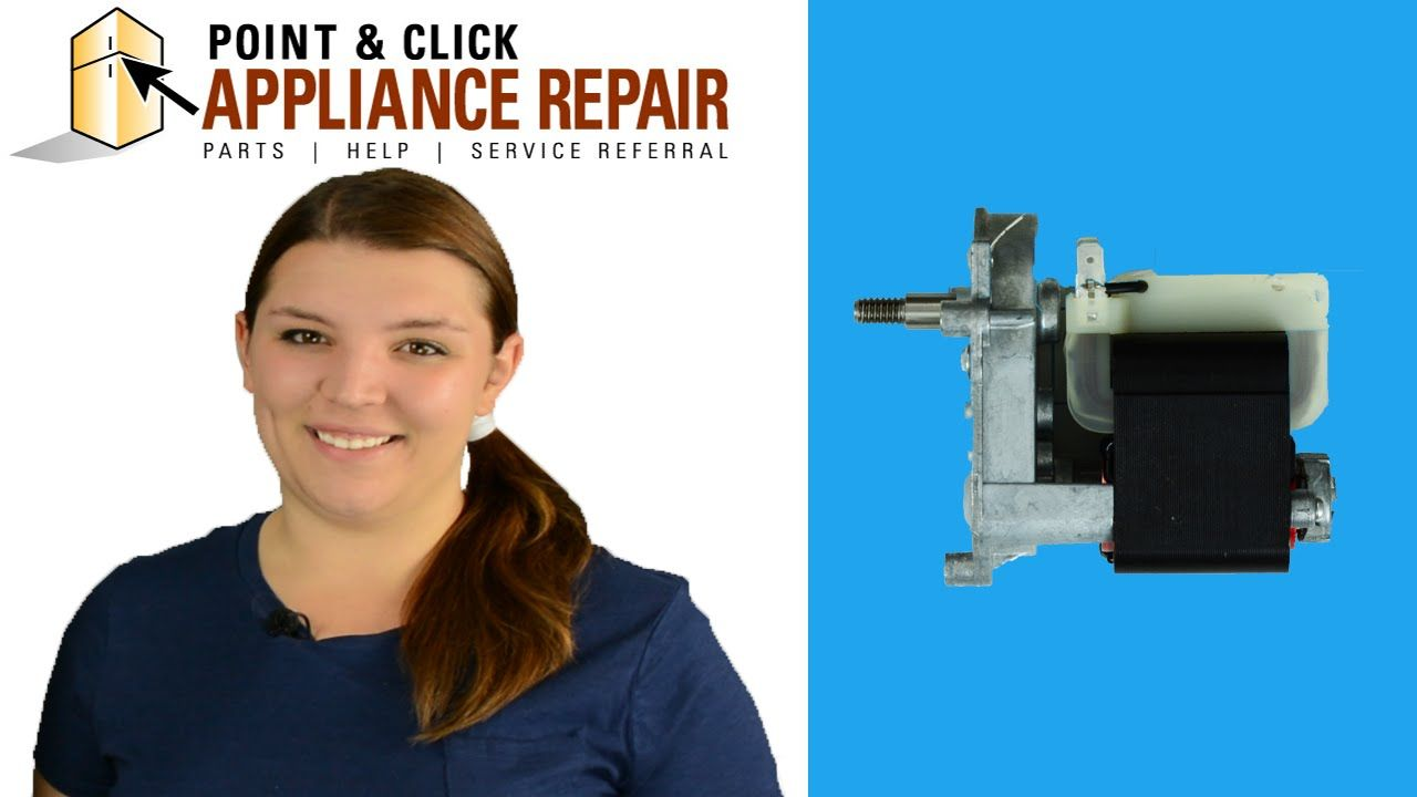 You May Need To Replace Your Dispenser Motor If Your Refrigerator Is Not Dispensing Ice Appliance Repair Repair Diy Help