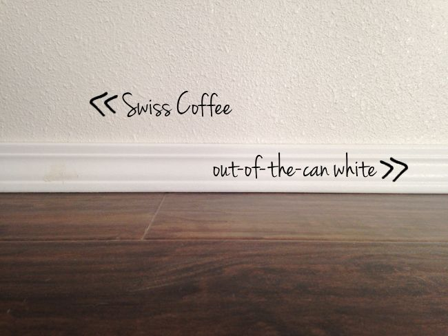 Swiss Coffee Paint Benjamin Moore Google Search Paint Colors Pinterest Benjamin Moore