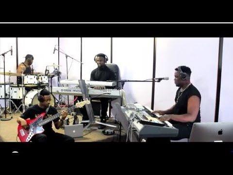VIDEO: GospelOnDeBeatz & Alternate Sound- Rehearsal Session 1