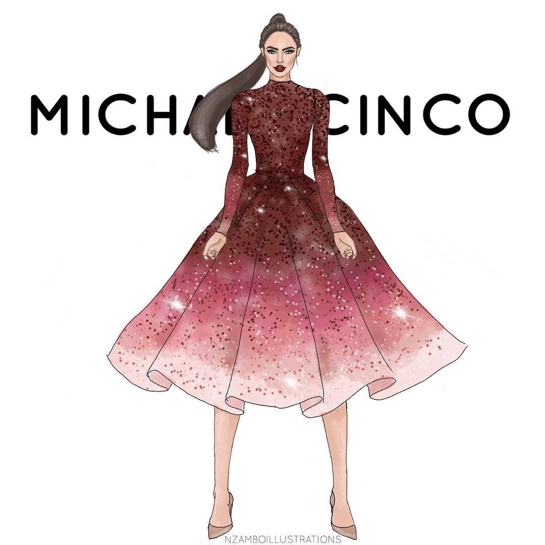 Michael Cinco Is A Famous Filipino Fashion Designer In Dubai This Is Just One Of His Trademark Impalpable Co Filipino Fashion Couture Dresses Fashion Design