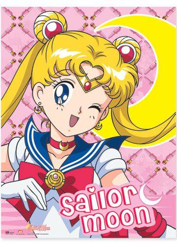 Crunchyroll - Sailor Moon Sailor Moon Wall Scroll