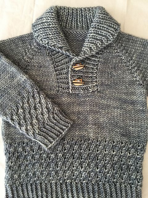 Photo of Stricken : Ravelry: Projekt Galerie für Boy Sweater Muster von Lisa Chemery, #c…
