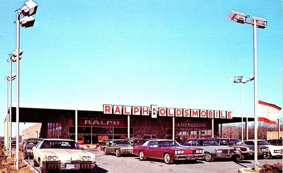 Olds dealer Long Island Oldsmobile, Vintage muscle cars