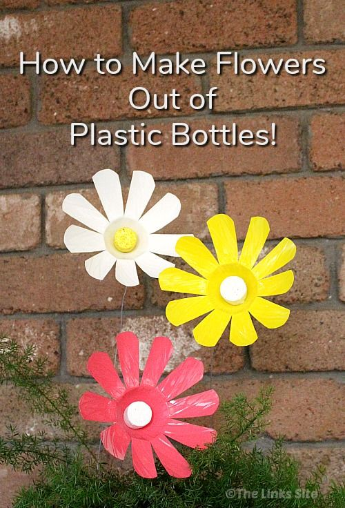 Searching For Plastic Bottle Craft Ideas How About Making Some Of These Cute Recycled