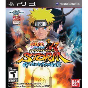 Naruto Shippuden Ultimate Storm Generations Video Game Http Www Amazon Com Dp B005d5lxnu Tag Gamzon0d9 B005d5lxnu Naruto Games Naruto Naruto Shippuden