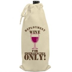 Deployment Wine haha