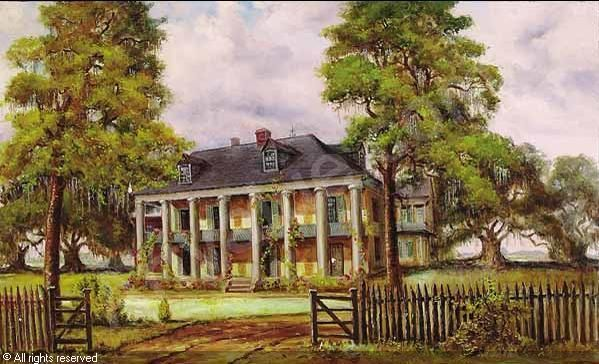 castledon castleden george fre beauregard house at chalmette