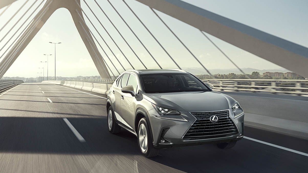 2020 Lexus NX 300 Engaging Inside and Out Drivers