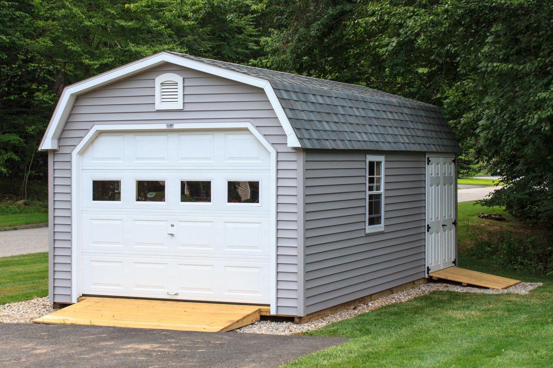 Sheds Storage Buildings Garages Mini Barn Cape Dutch Villa