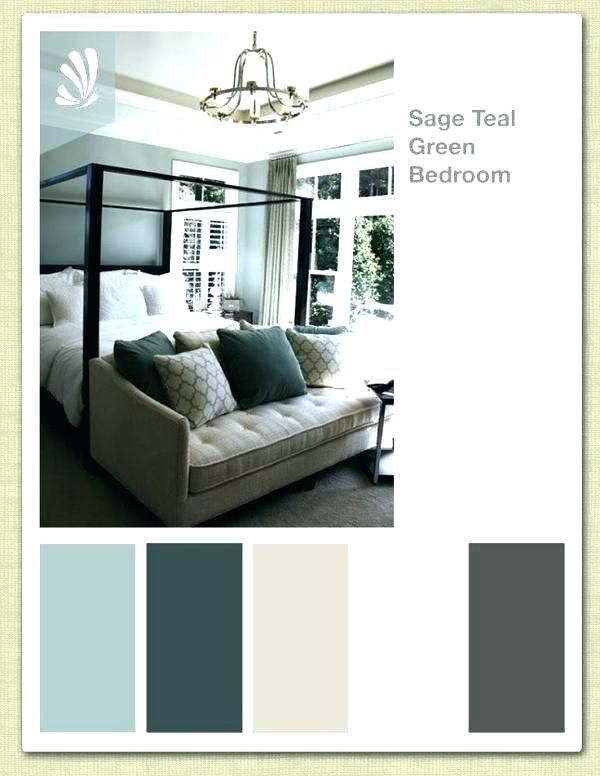 fetching image of bedroom decoration using sage green | gray and sage green bedroom sage green color palette gray ...
