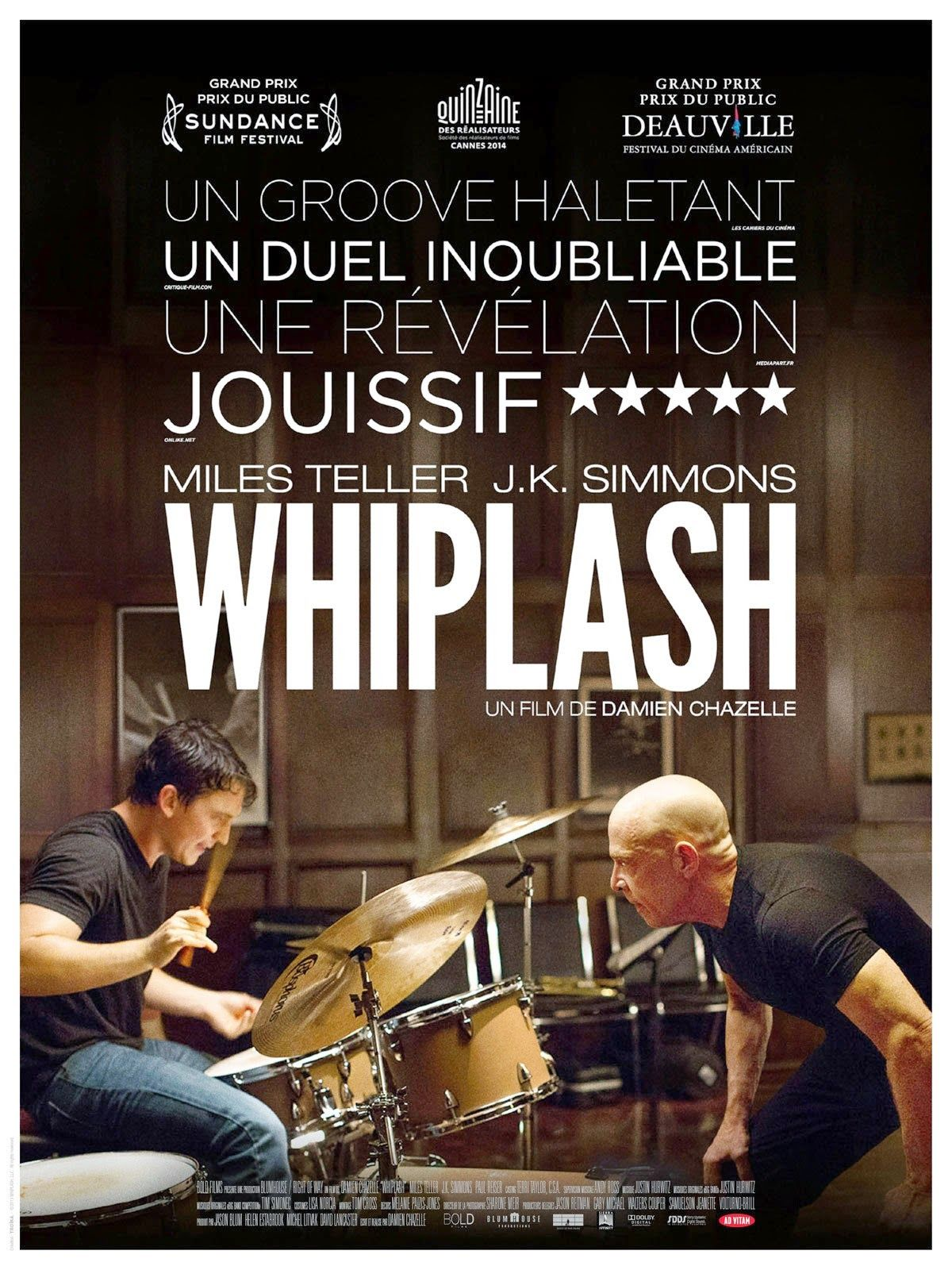 Cinemelodic Critica Whiplash 2014 Ultima Parte Peliculas En Estreno Wiplash Peliculas