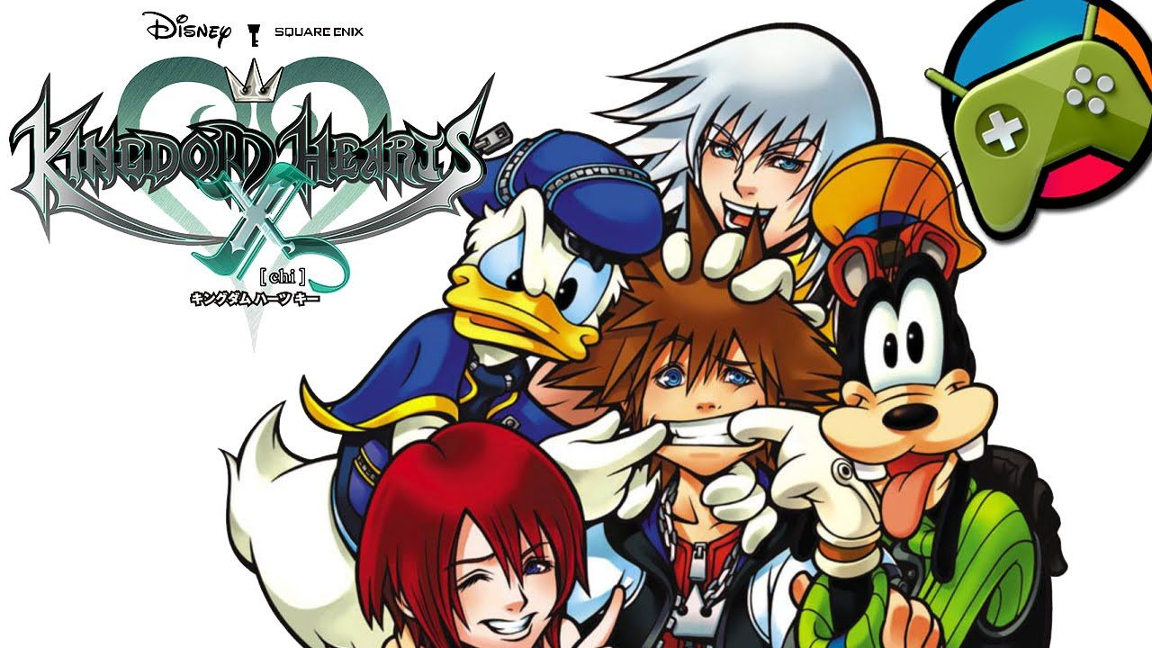 Kingdom Hearts Unchained Key Let's Play HD Android