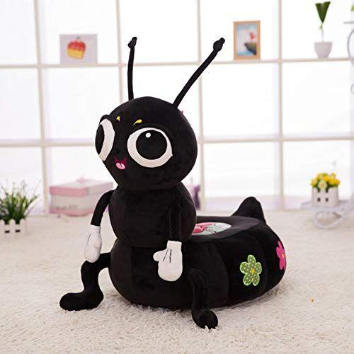 TOYSOFA Plush Bean Bag Chair, Ant Cartoon Animal Kid Sofa seat