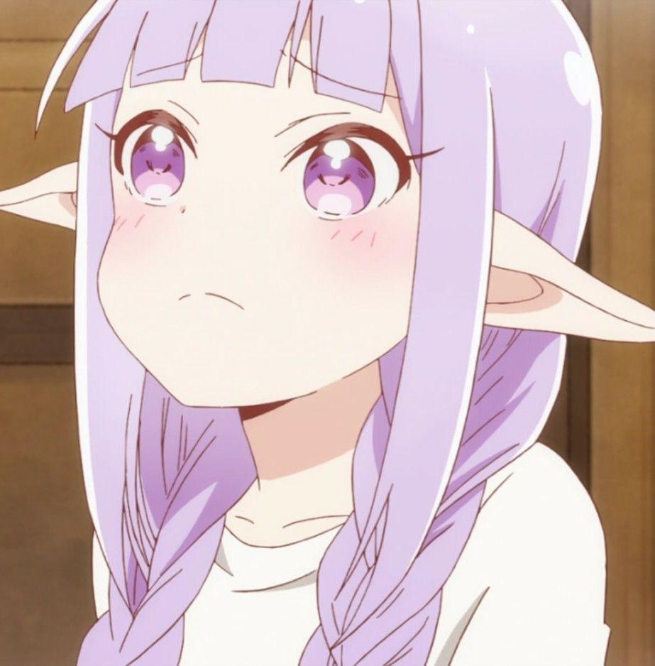 Pin By Ange On ˏˋ Iᴄᴏɴs Gɪʀʟs ˊˎ Anime Elf Aesthetic Anime Anime