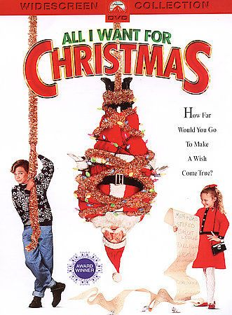 All I Want For Christmas Dvd Movie Rated G Christmas Movies Best Holiday Movies Holiday Movie