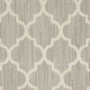 SHAW carpet Taza in the color Misty Dawn made into an area rug. 5x7 or 6x8