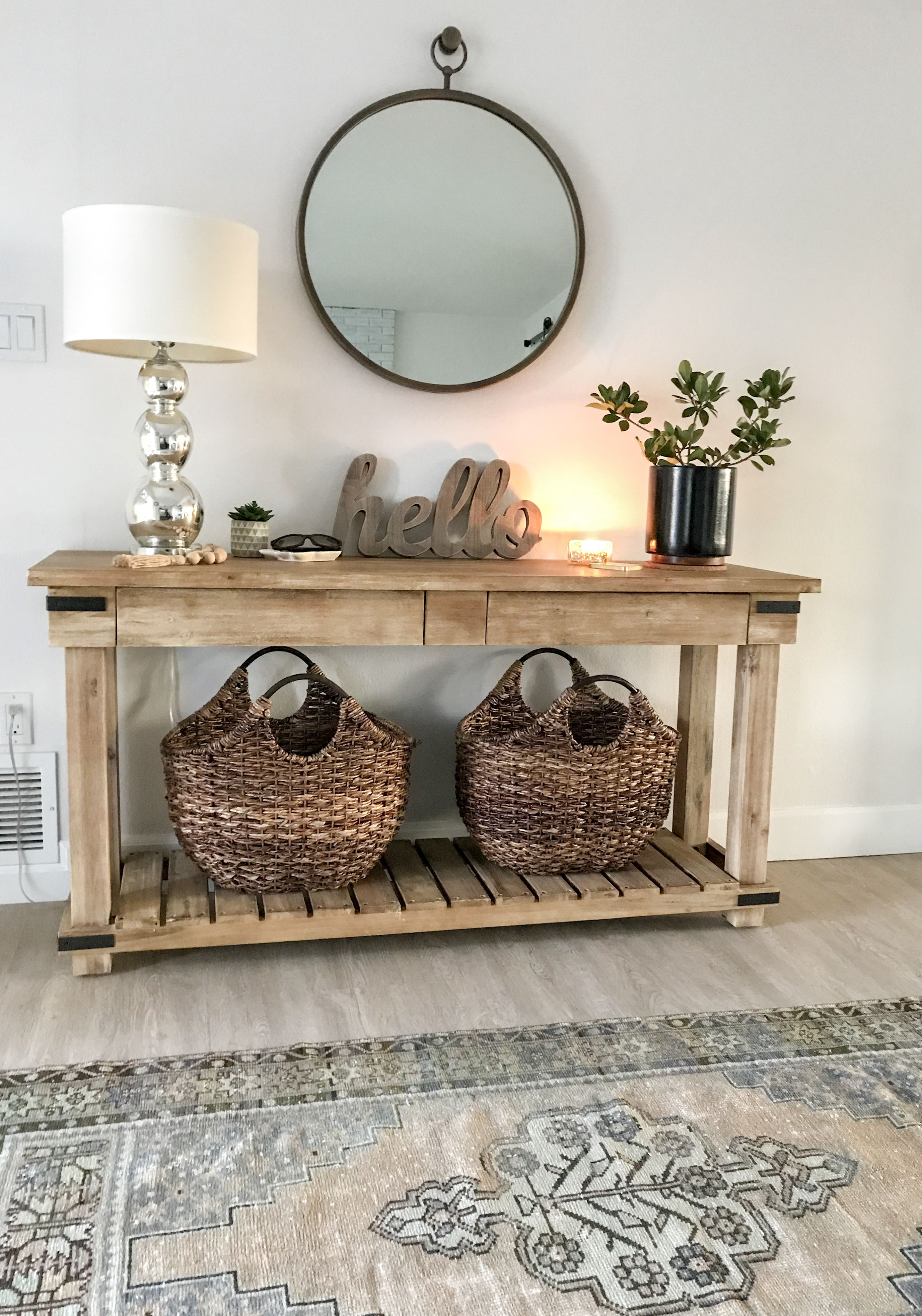 Fall Entryway Decor: Easy + Simple Ways to Welcome Fall into Your Home - 1111 Light Lane