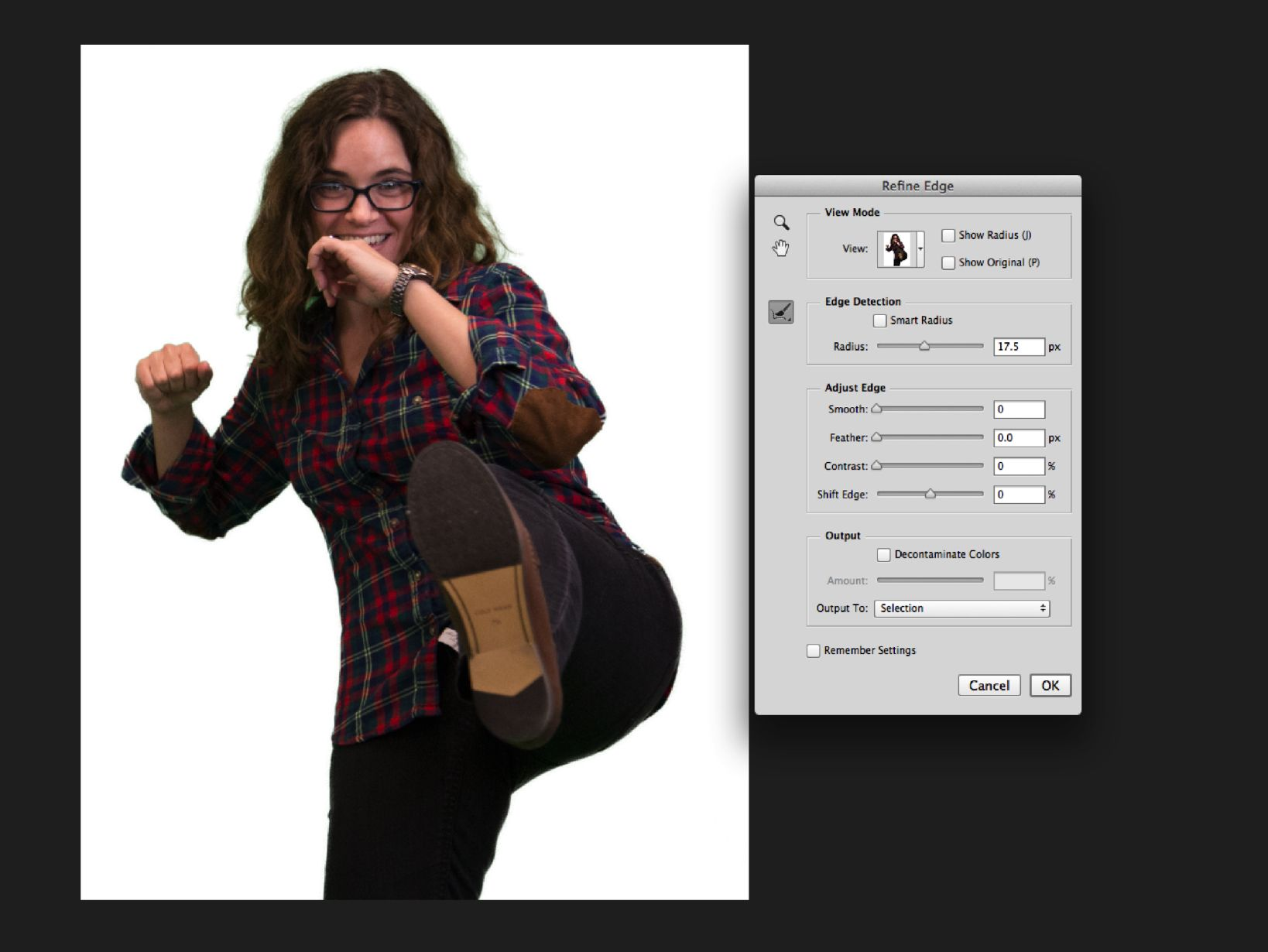 How to Remove Green Screen Background in