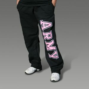 Army Women's Bold Block Sweatpant Thumbnail | Army clothes