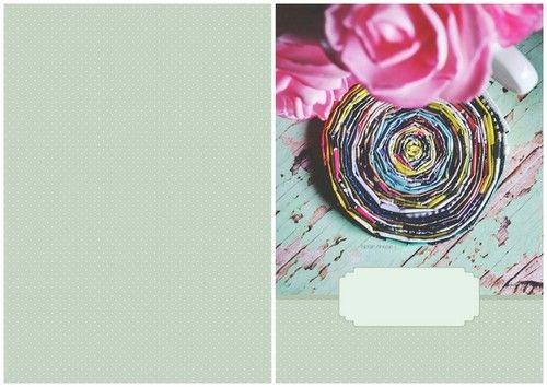 غلاف دفتر او ملف مقاس A4 للتحميل اضغطي عالصوره لطباعة الغلاف الامامي والخلفي للدفتر لقراءة التعليمات او طريقة العمل هنا Art Wallpaper Projects To Try Origami