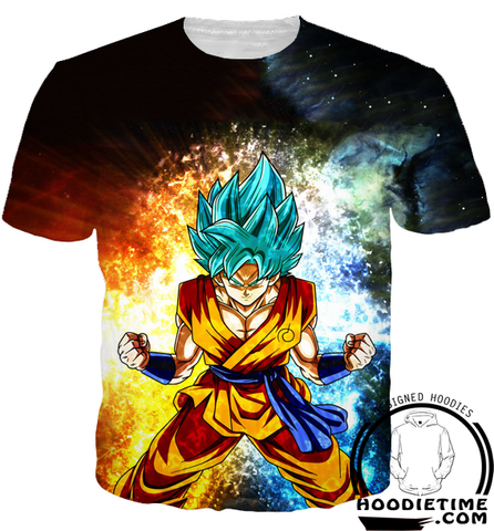 Official Dragon Ball Z: Goku Adidas Shirt, hoodie and