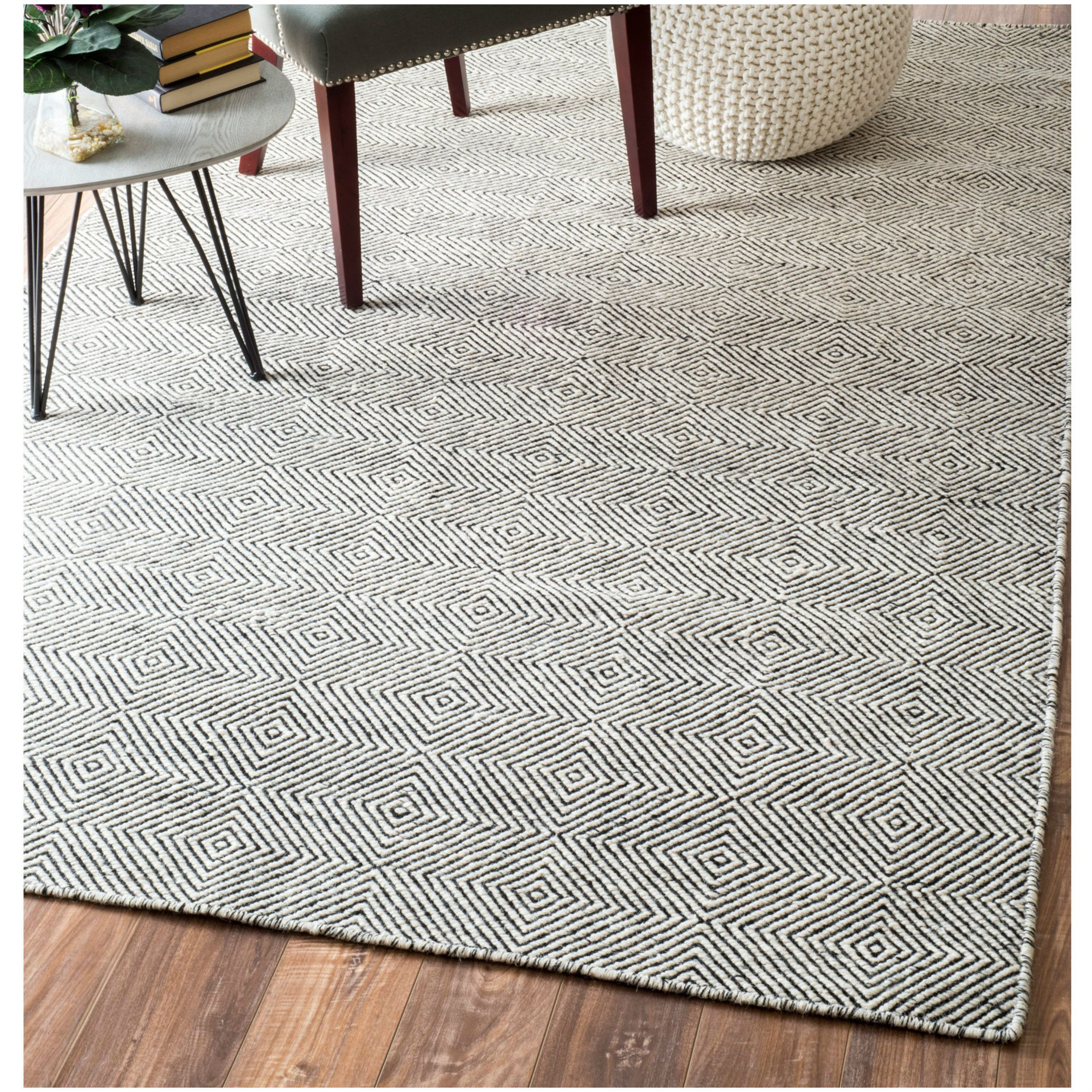 x handmade today shipping rugs free fancy trellis modern nuloom overstock garden wool home product rug