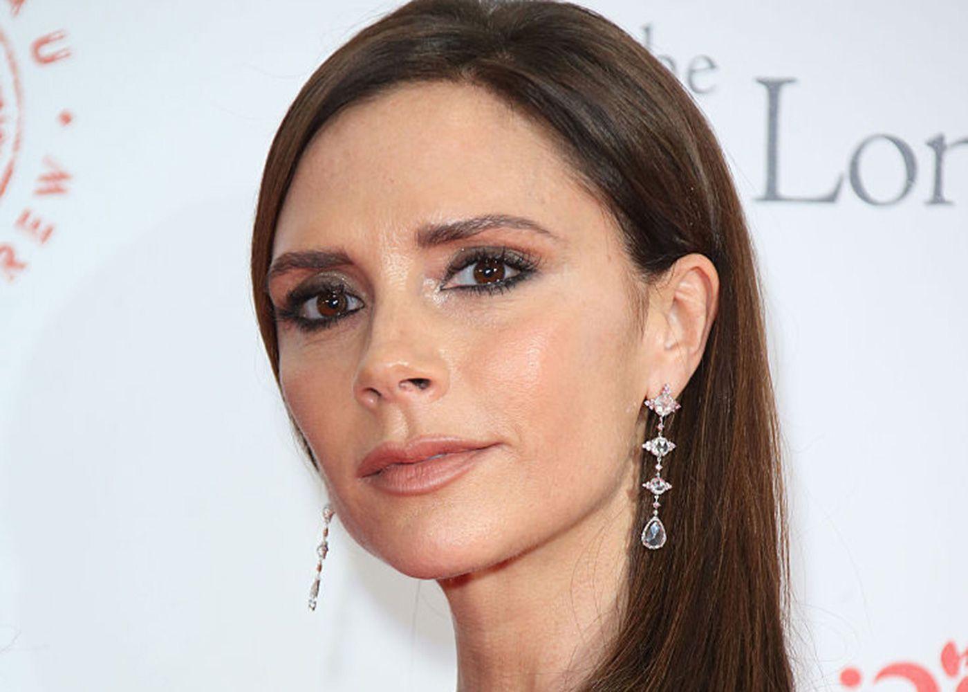Victoria Beckham is launching a new Estée Lauder makeup