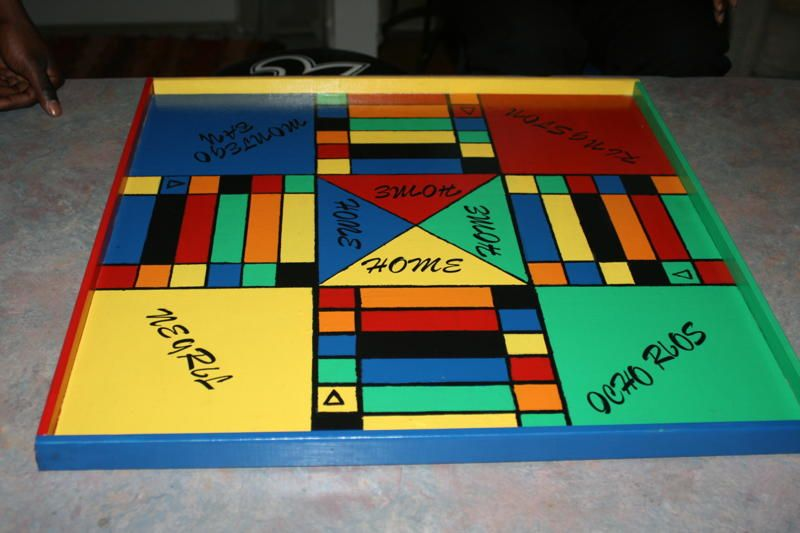 9bc536085 Jamaican ludo board | Products I Love | Games