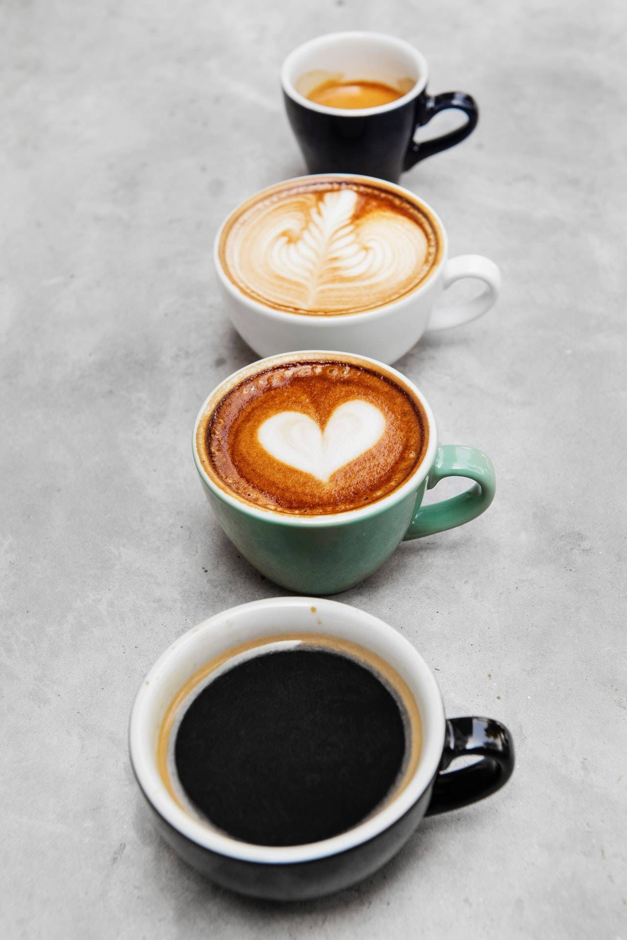 Espresso vs Coffee: What's the difference? | Keto coffee ...