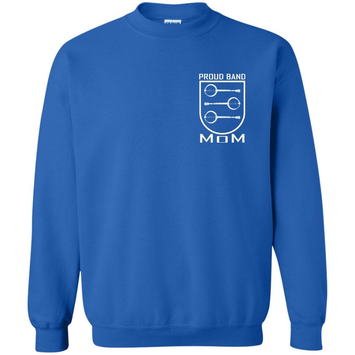 Banjo Mom Crest Long Sleeve/Sweatshirt