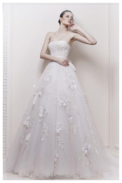 Bridal Spring Summer 2012 , Wedding gowns , Weddings , Zuhair Murad