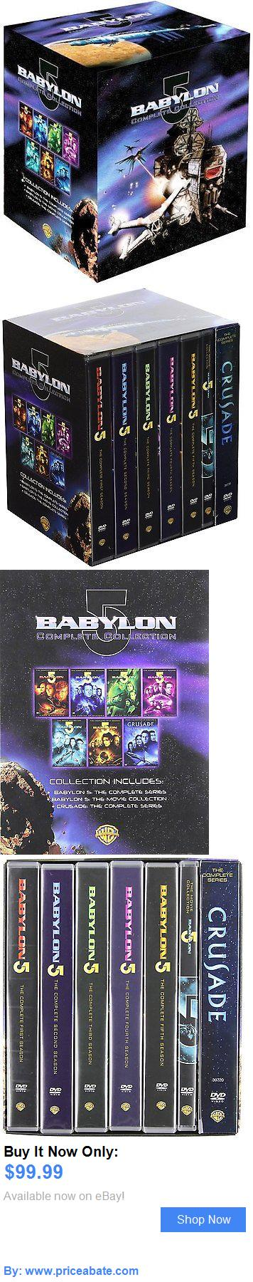 cds / dvds / vhs: Babylon 5: Complete Series And Movie Collection And Crusade Series (Dvd Box Set) New BUY IT NOW ONLY: $99.99 #priceabatecdsdvdsvhs OR #priceabate