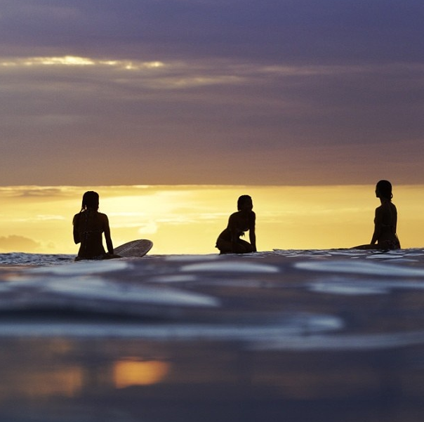 Inspire your inner surfer girl with this photo roundup!