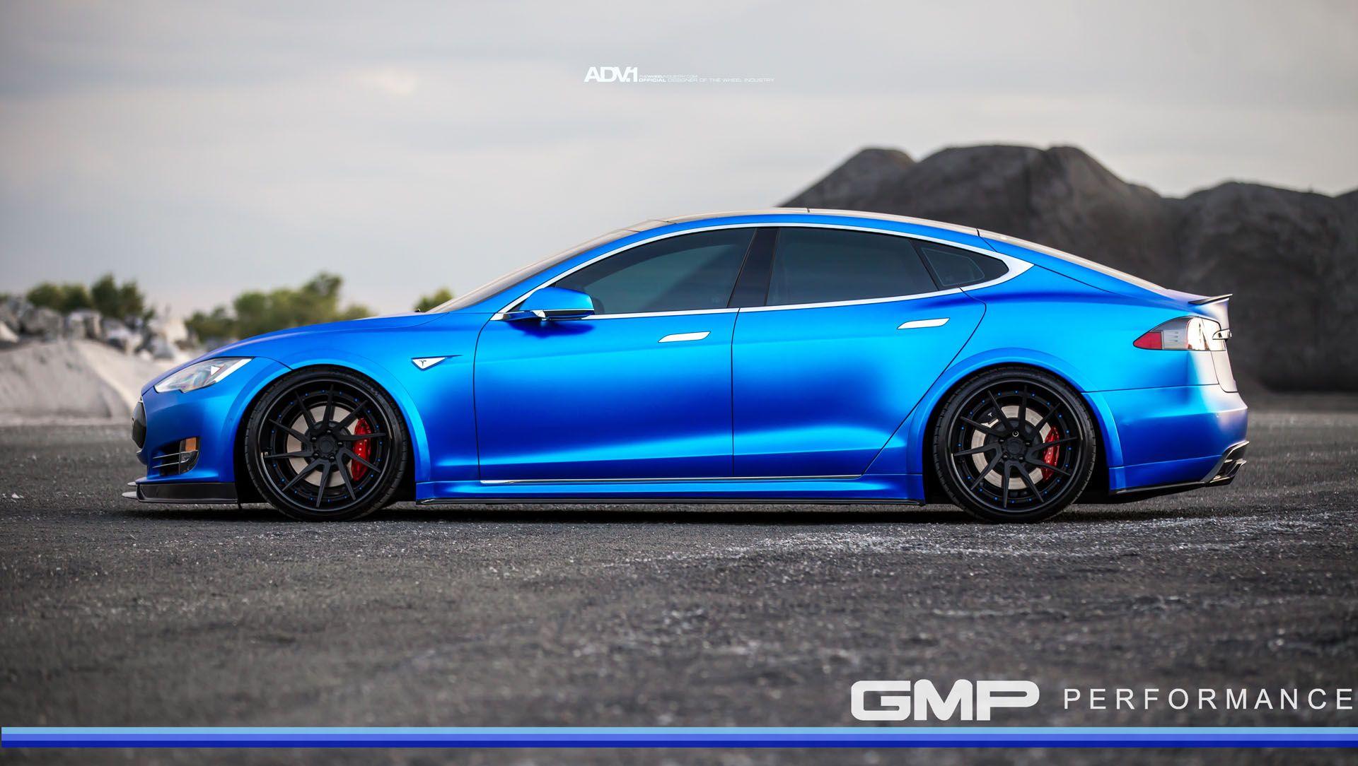 Tesla Model S Adv10r Track Spec Cs Fine Texture Black Tesla