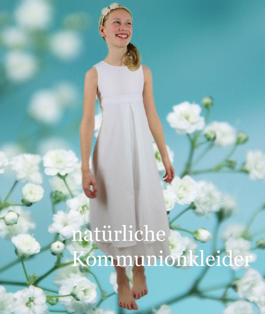 schlichte kommunionkleider | festliche kleider hochzeit