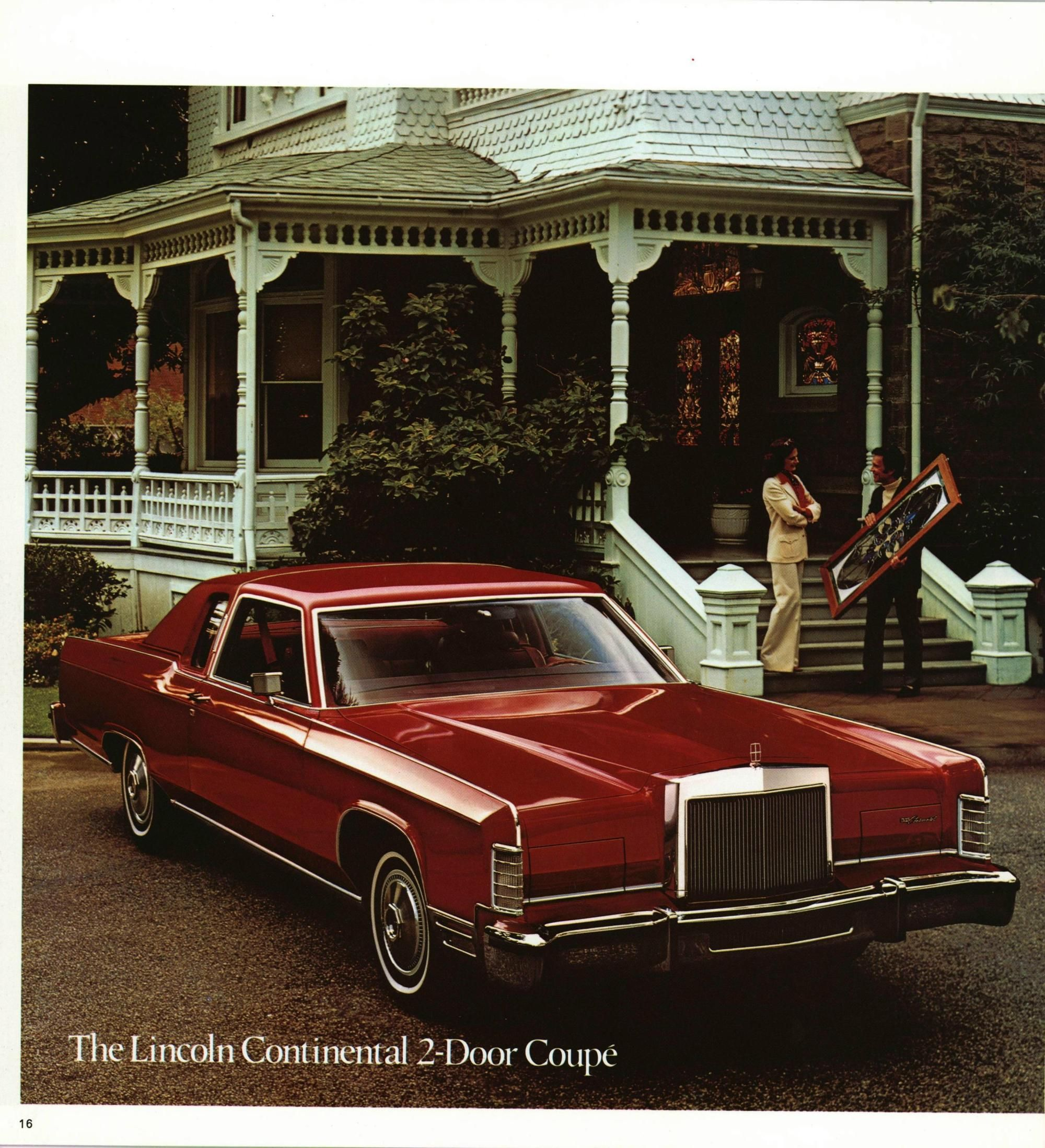 1978 Lincoln Continental 2 Door Coupe Lincoln What A Luxury Car