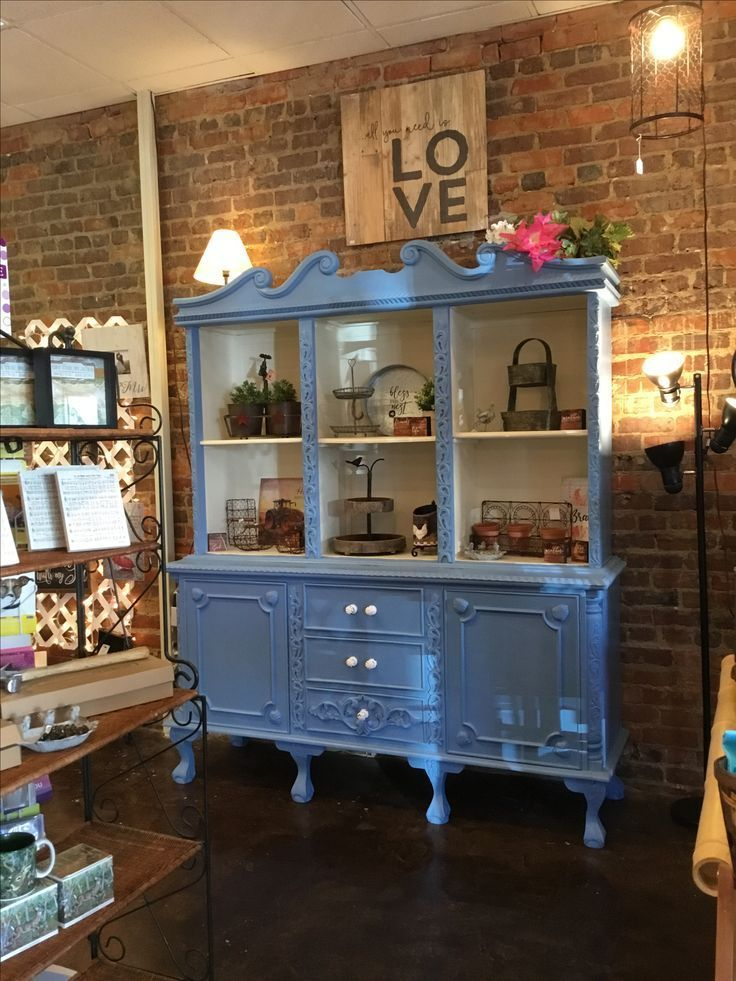 Chalk Paint®️️ Mix using Annie Sloan Napoleonic Blue & Old ...