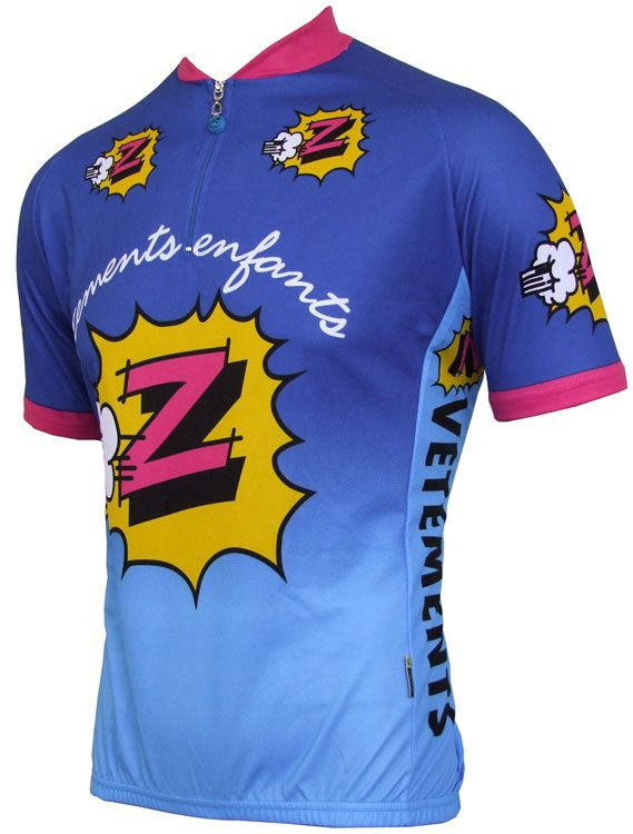 258820782 And another classic Z Retro Jersey - Short Sleeve