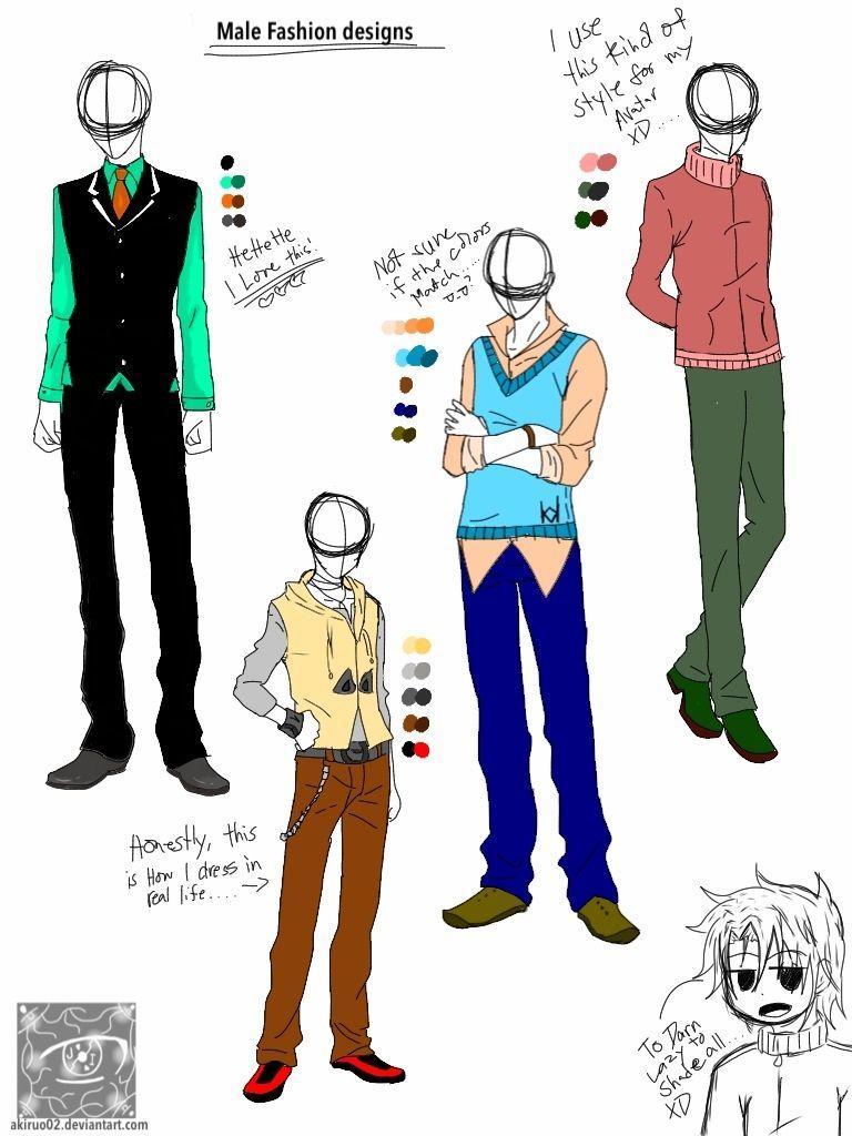 anime clothes designs Anime Boy Clothes Designs Anime